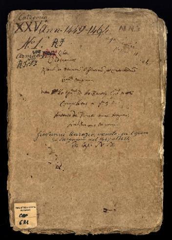 Il Liber Ordinarius, redatto dall'arcidiacono A...