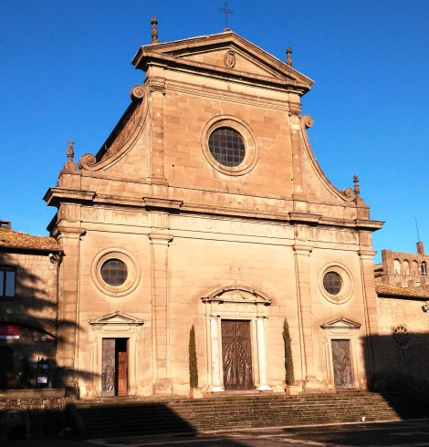 San Lorenzo  - Cattedrale Viterbo