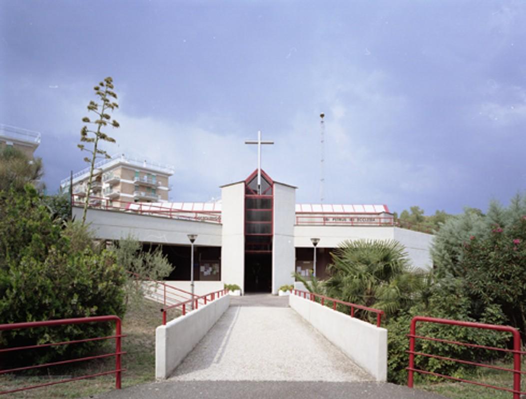 Beweb percorso le chiese moderne di roma san giuseppe for Di giuseppe arredamenti roma