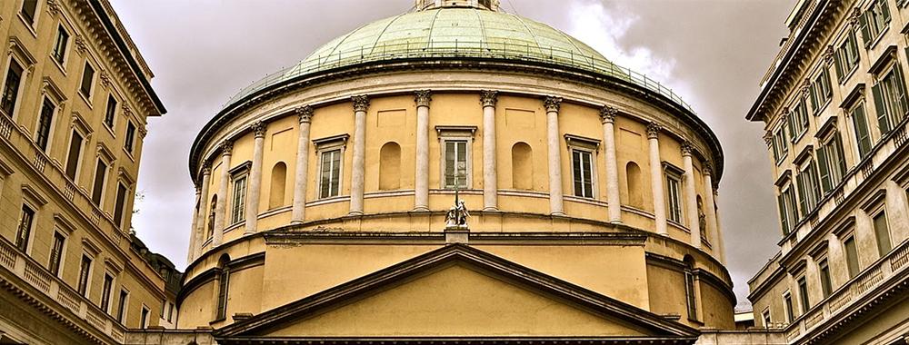 Archivio parrocchiale<br>di San Carlo al Corso (Milano)