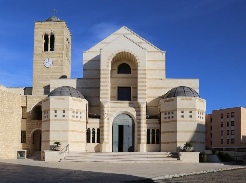 Risultati immagini per nuova chiesa di sant'antonio tricase