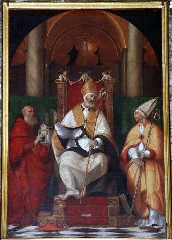 Dopo il Concilio di Trento crebbe notevolmente l'attenzione verso il linguaggio artistico come me...