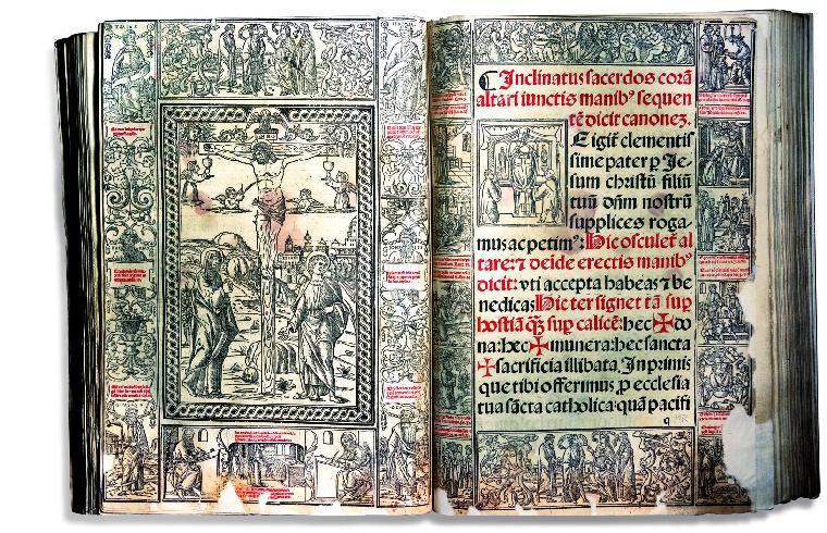 Missale Romanum, 1515