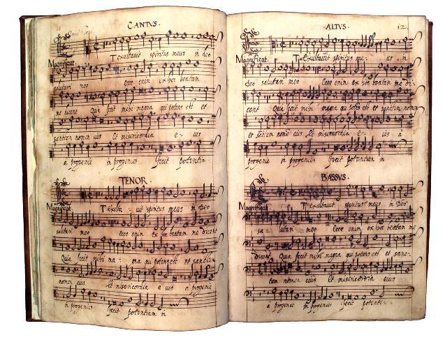 C. Porta, Magnificat, sec. XVI