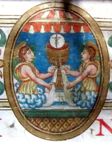 Confraternita del Santissimo Sacramento - stemma