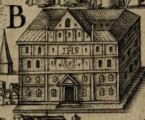 B Collegium Romanum - Il Collegio Romano