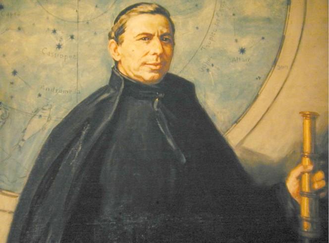 Ritratto di Pietro Angelo Secchi