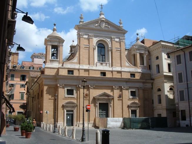 Santa Maria in Aquiro - Facciata