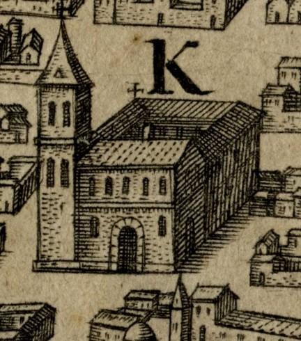 K. Coll. Germanicum  - Il Collegio Germanico