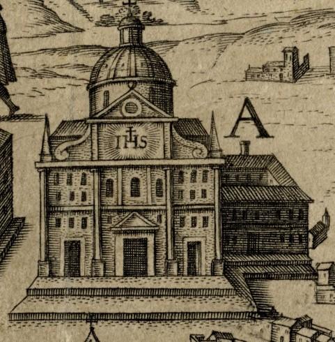 A. Domus Patrum Professorum - La Casa dei Padri Professi