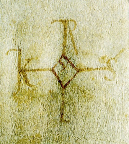 Il monogramma di Carlo Magno
