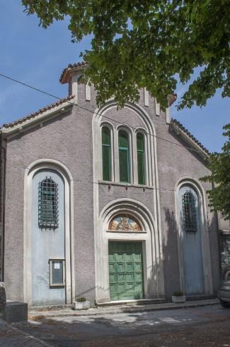 Chiesa dei Santi Bernardo e Lorenzo Martire