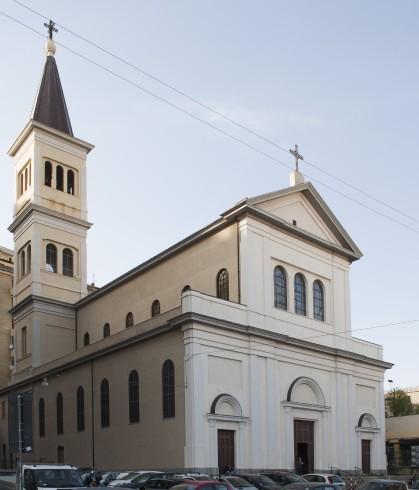 Chiesa dei Diecimila Martiri Crocifissi