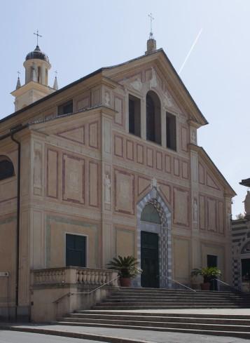 Chiesa dei Santi Nazario e Celso e San Francesco d'Albaro