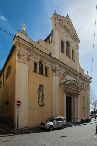 Chiesa dei Santi Nicolò ed Erasmo