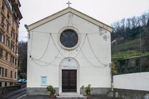 Chiesa del Sacro Cuore di Gesù al Campasso