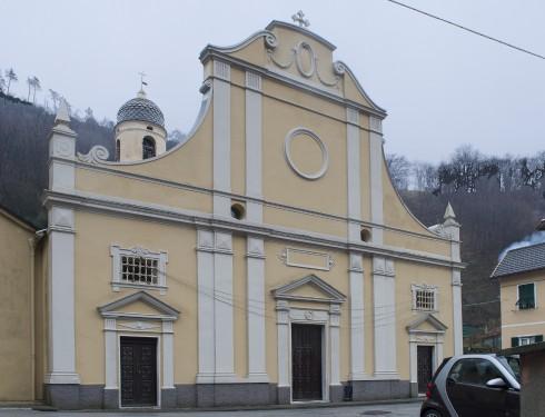 Chiesa di San Carlo di Cese
