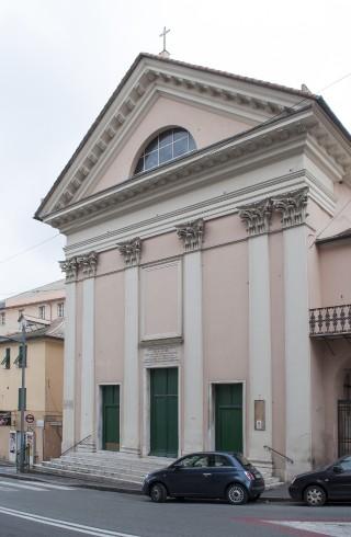 Chiesa di San Martino d'Albaro