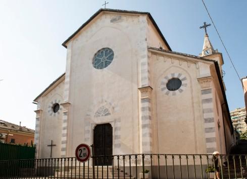 Chiesa di San Rocco di Vernazza