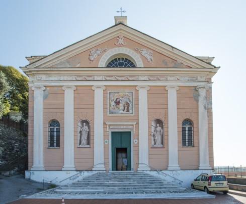 Chiesa di Santa Maria e Santi Nazario e Celso in Multedo