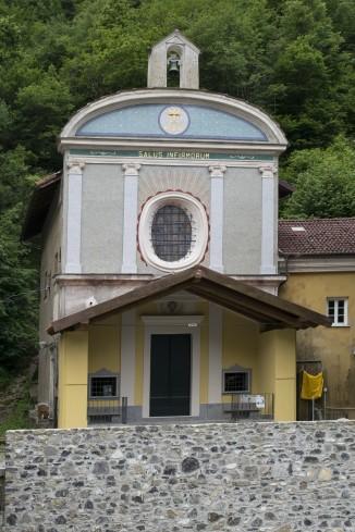 Santuario di Nostra Signora dell'Acqua (Salus Infirmorum)