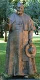 Ghilardi I. (2010), Statua di papa Giovanni XXIII