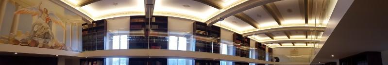 Biblioteca San Tommaso d'Aquino del Pontificio Seminario Regionale Pio XI