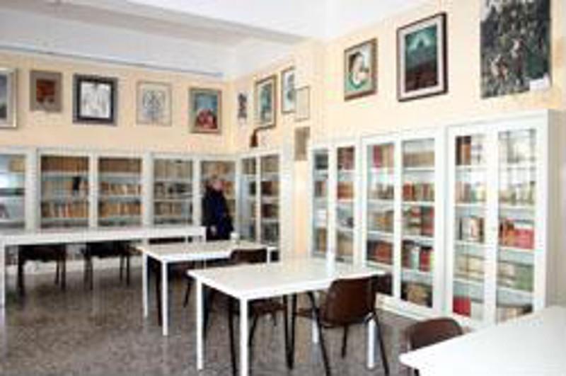 Biblioteca S. Egidio da Taranto