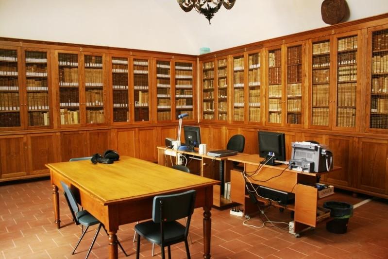 Biblioteca Vescovile