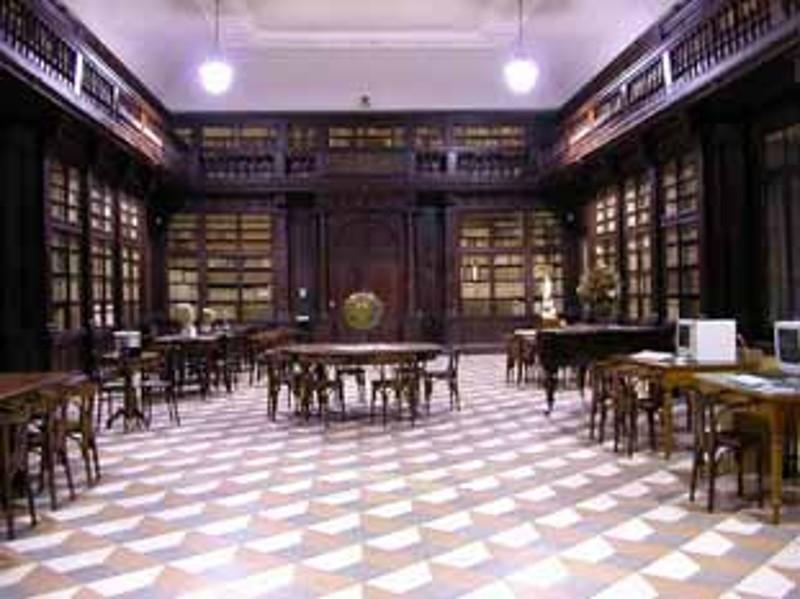 Biblioteca del Seminario vescovile