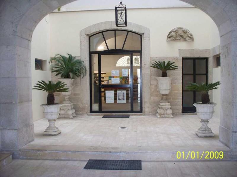 Biblioteca diocesana centrale Arcivescovo Giovanni