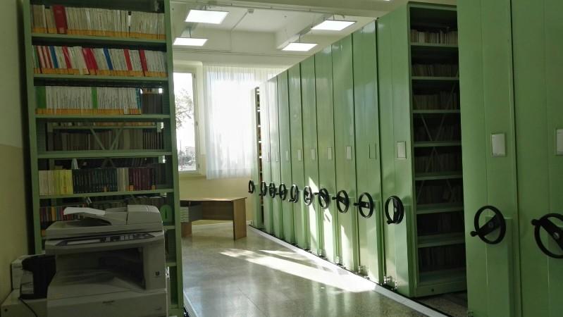 """Biblioteca Diocesana """"Domenico Farias"""""""