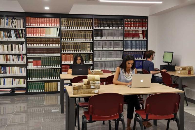 Biblioteca diocesana Leone XIII