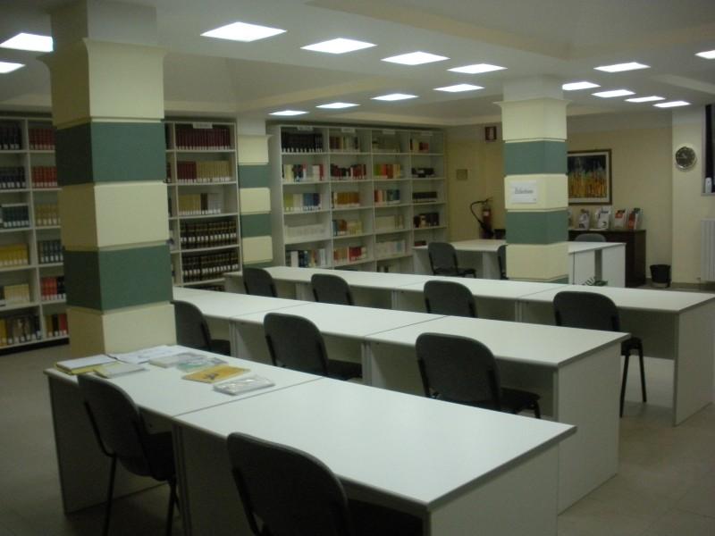 Biblioteca dell'Istituto teologico del Seminario maggiore interdiocesano di Basilicata