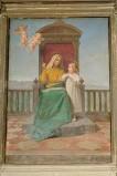 Maluta R. (1900), Sant'Anna insegna a leggere a Maria
