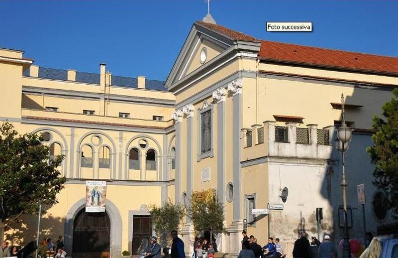 Biblioteca del Convento francescano di S. Caterina