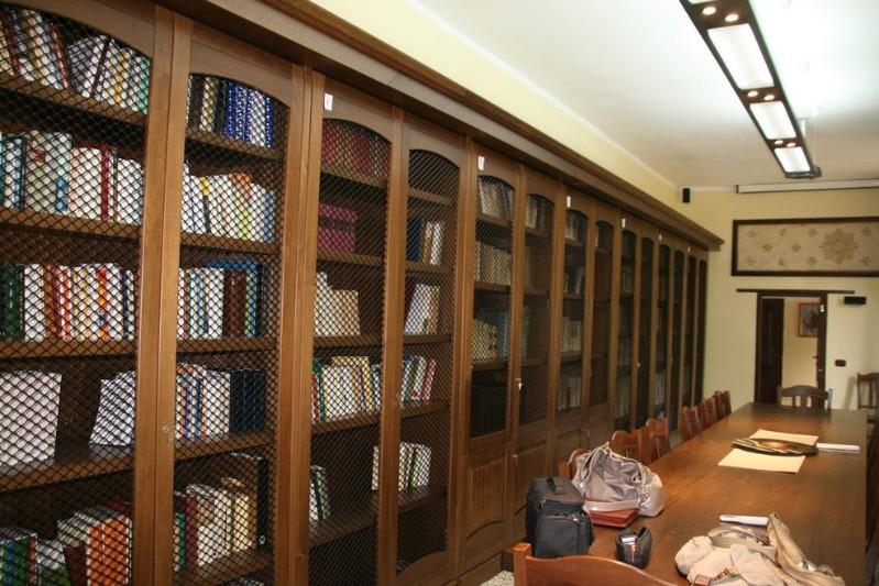 Biblioteca del Convento di Sant'Antonio da Padova