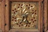 Provinciali R. (1442-1443), Formella in bronzo sbalzato e traforato 11/12