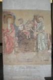 Ambito Italia centrale sec. XIII, Madonna con Gesù e i Santi Giovanni e Michele