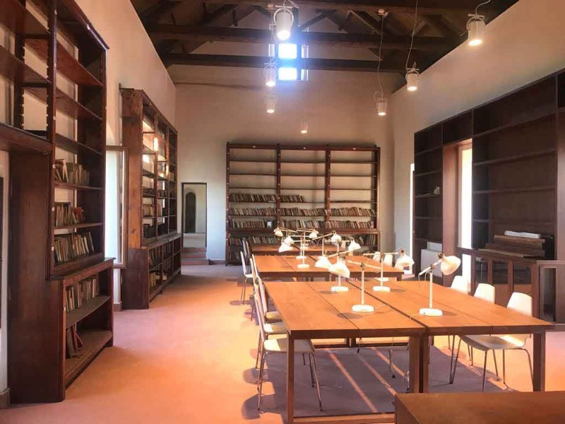 Biblioteca del Convento di S. Maria del Pozzo