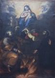 Missiroli T. sec. XVII, Madonna di Loreto, San Giuseppe e San Gaetano da Thiene