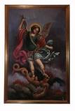 Ambito italiano sec. XX, San Michele arcangelo