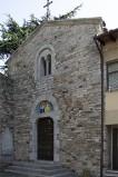 Chiesa dei Santi Cosma e Damiano <San Gusmè, Castelnuovo Berardenga>