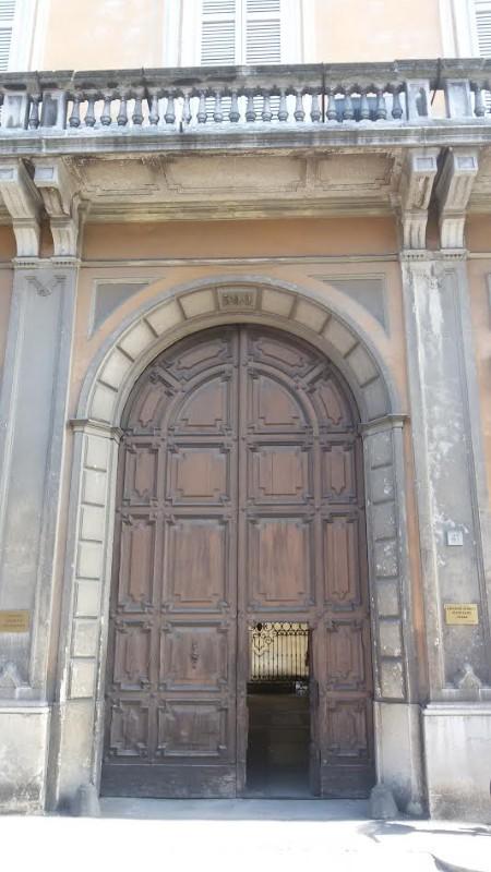 Biblioteca diocesana di Crema