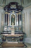 Bottega piemontese sec. XVII, Altare di San Giuseppe