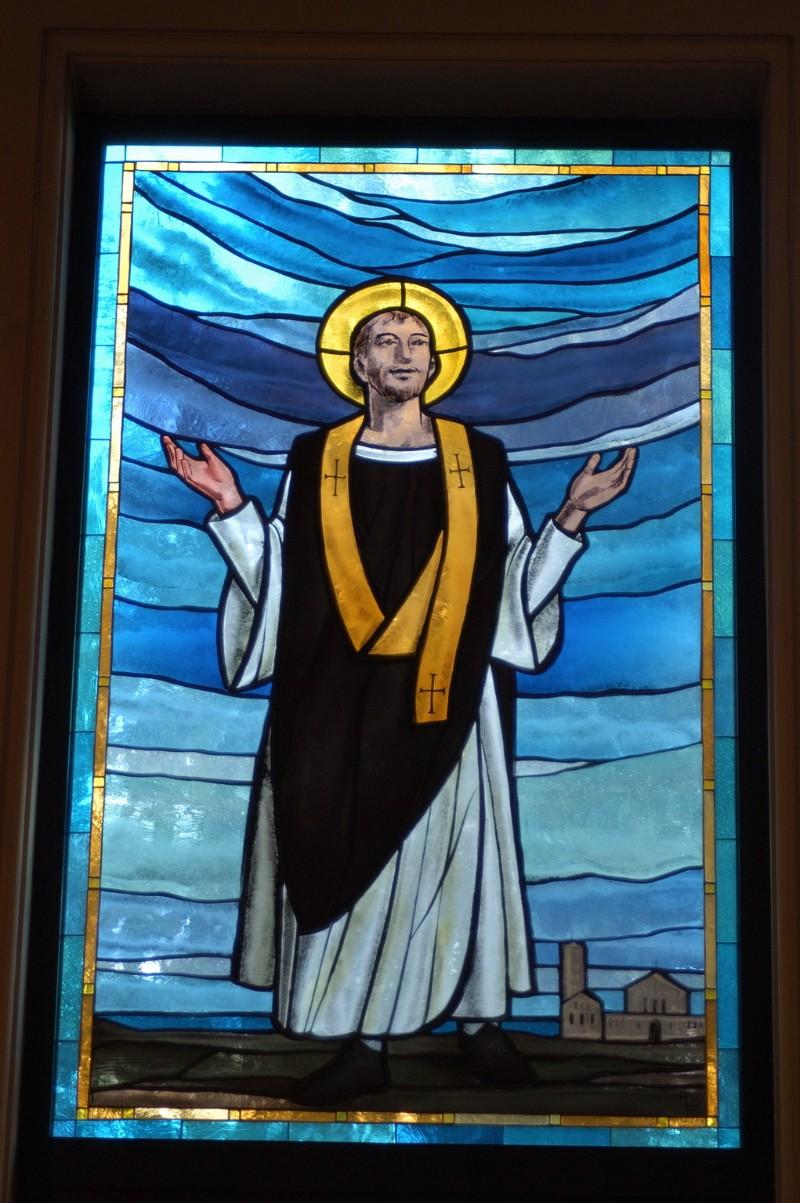 Sant'Apollinare: l'orante