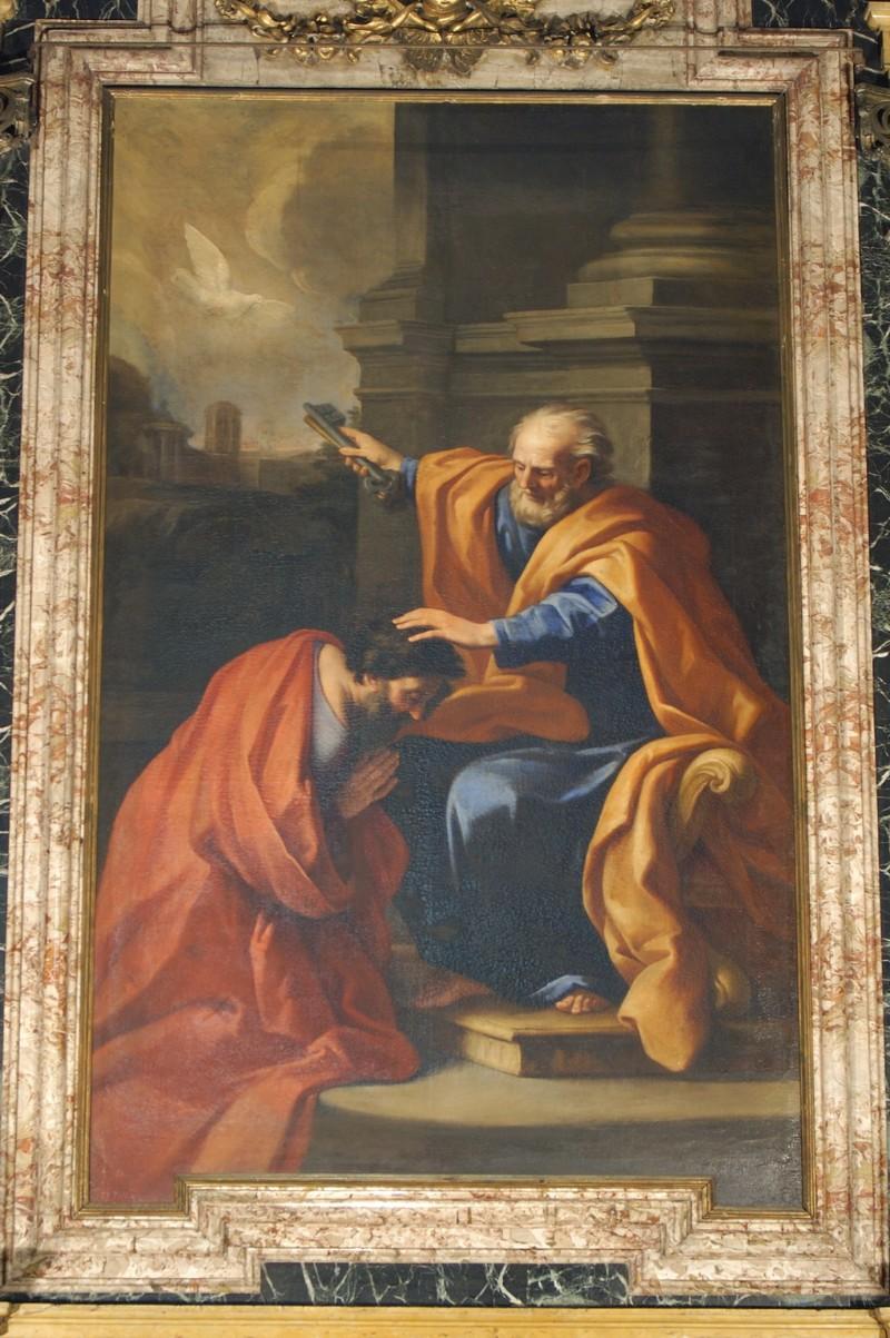 San Pietro invia a Ravenna S. Apollinare