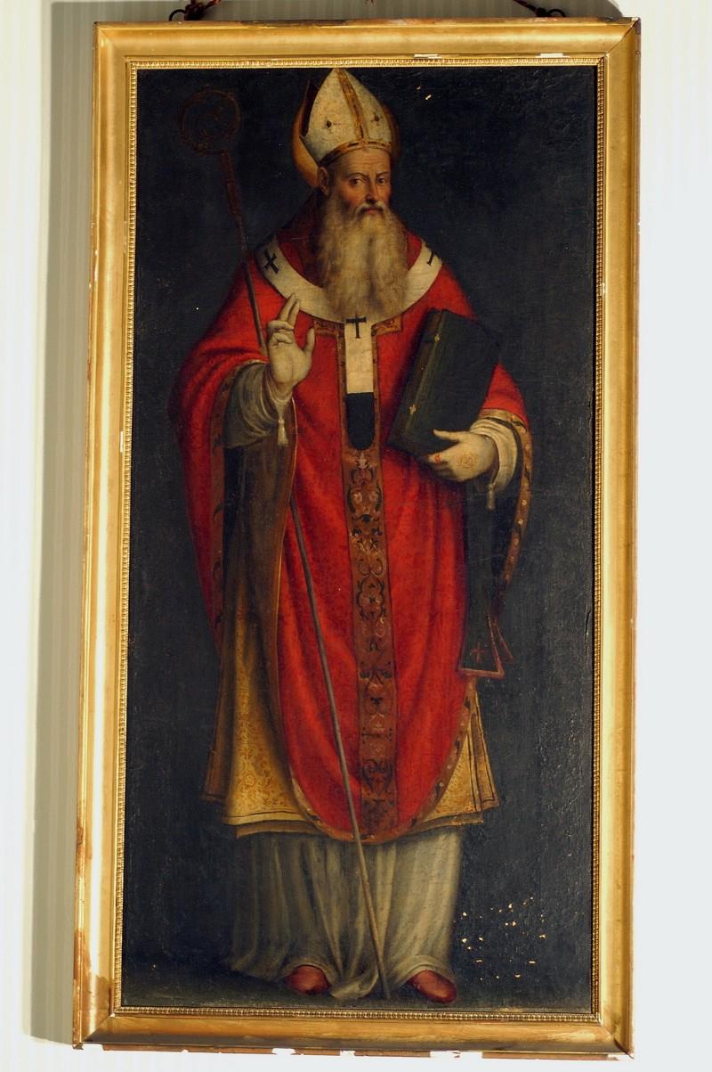 Sant'Apollinare: il vescovo