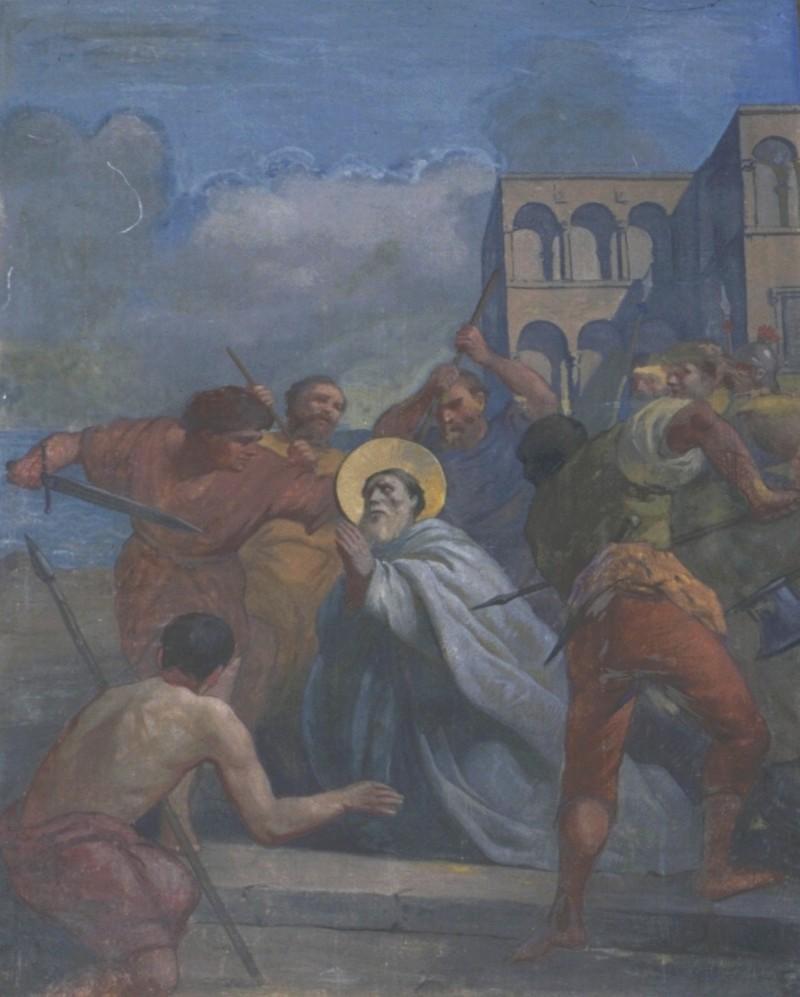 Il martirio di Sant'Apollinare
