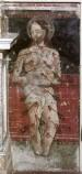 Ambito bergamasco sec. XIV, San Sebastiano